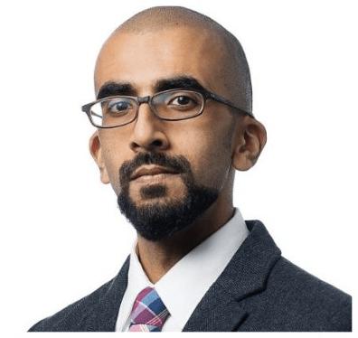 Senior Partner, Omar Yaqub of ALIF Partners
