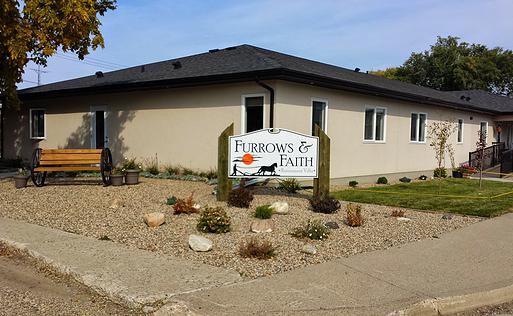Faith and Furrows Retirement Villa in Mossbank, SK.