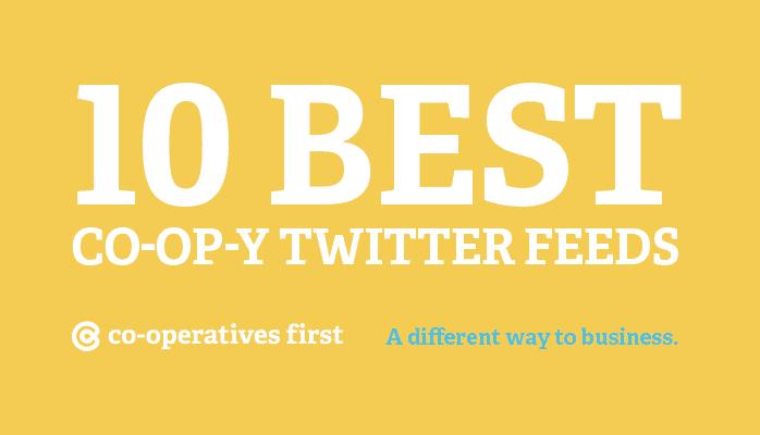 Co-op news: 10 best co-opy Twitter feeds