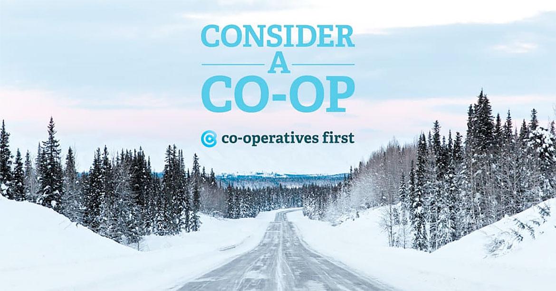 Consider a co-op
