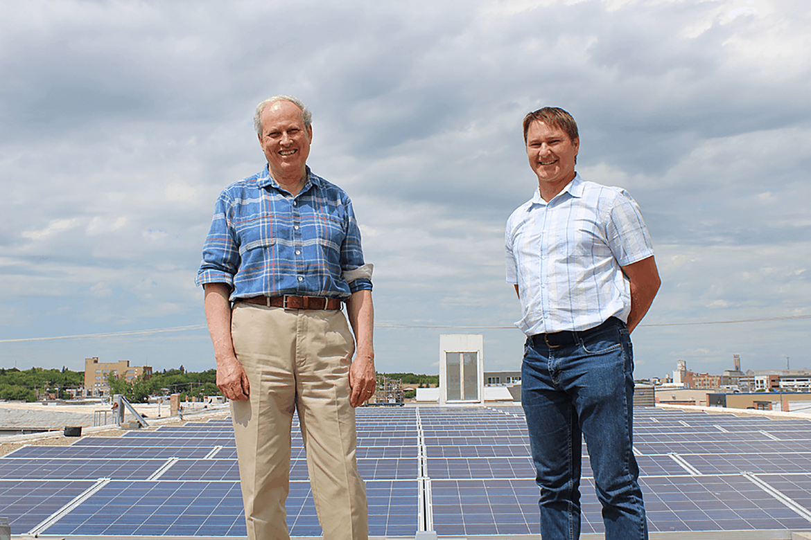 Saskatchewan Environmental Society (SES) Solar Co-operative
