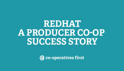 RedHat Co-operative
