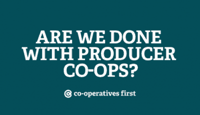producer co-ops