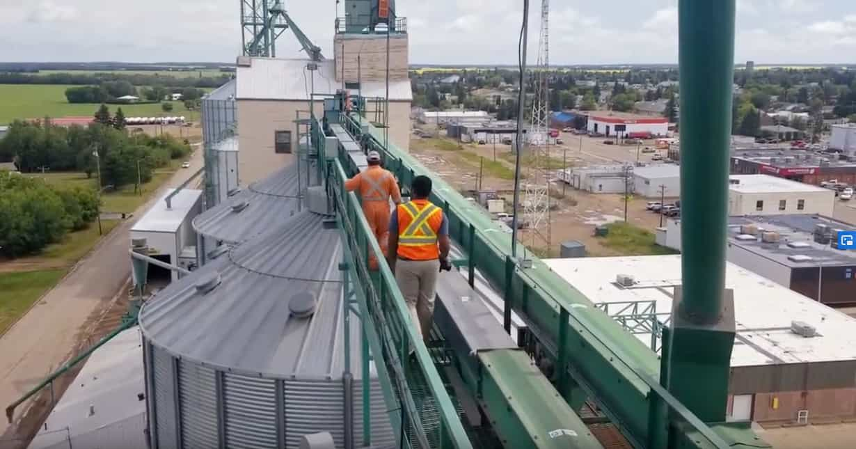 The Backroad Diaries at Westlock Terminals