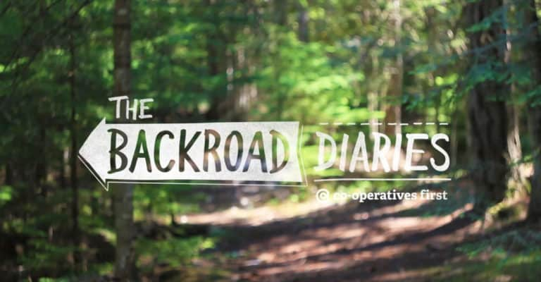 The Backroad Diaries in Nelson, BC