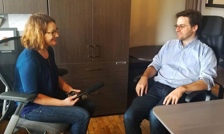 Nathan Schneider in conversation