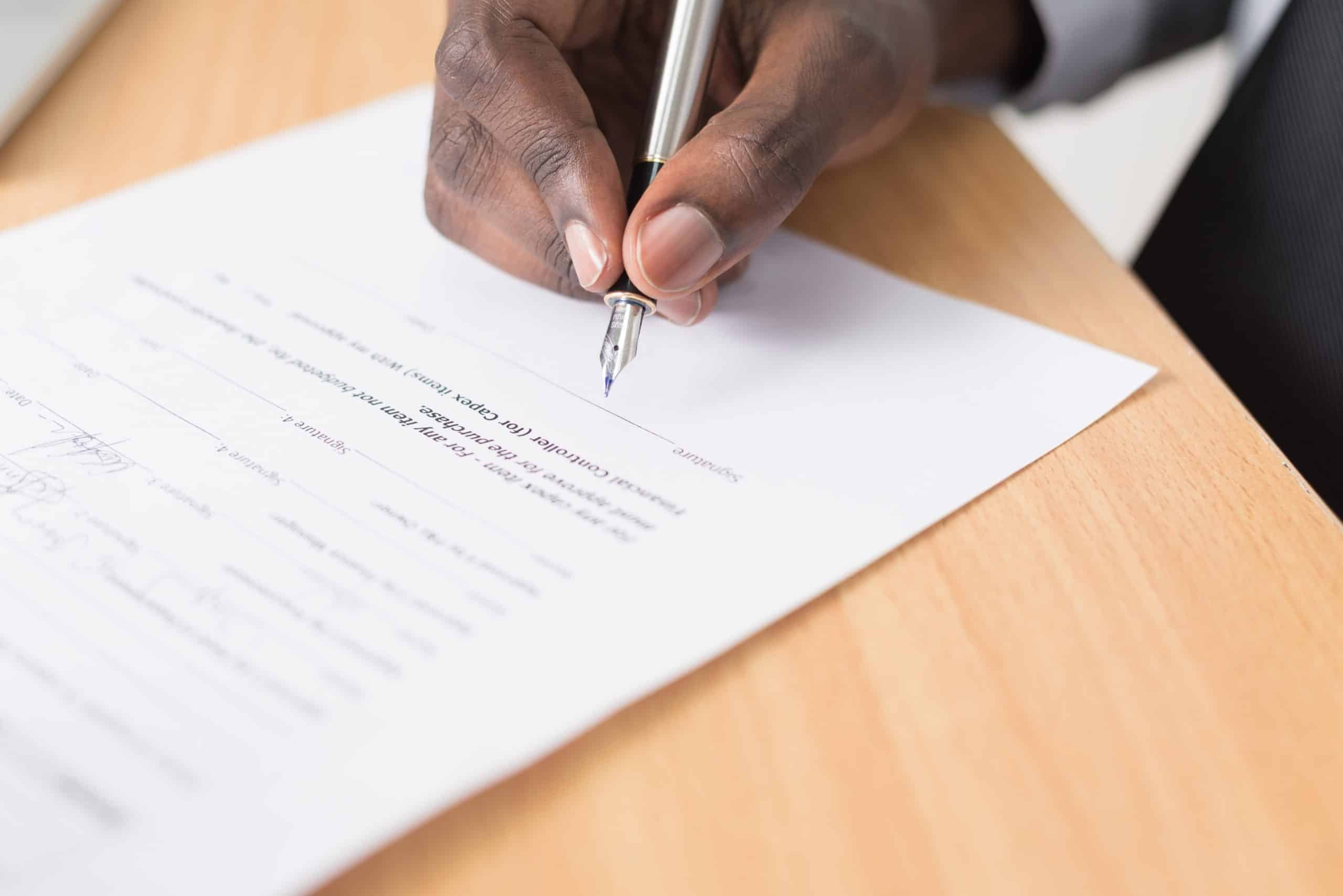 Get it in writing: the documents your co-op needs