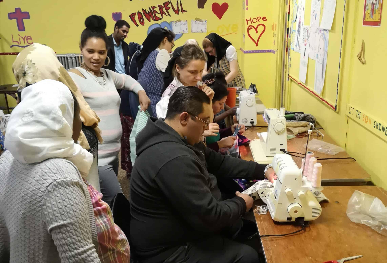Hand in Glove Co-op Weaves a Thread through Communities